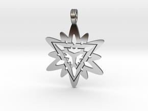 COSMIC BLAST in Premium Silver