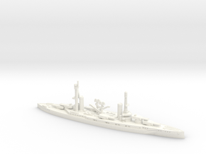 Rivadavia 1/1250 in White Strong & Flexible Polished