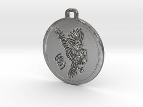 Flicker - Suluta  in Raw Silver