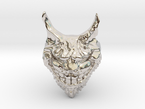 Alice: Madness Returns Cheshire Cat Ring in Platinum