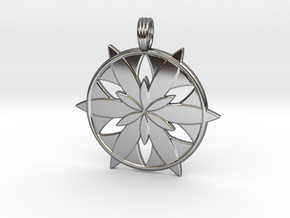 STARSEED OF LIFE in Premium Silver