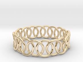 Ring Bracelet 65 in 14K Yellow Gold