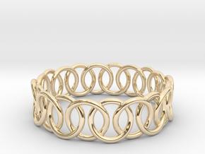 Ring Bracelet 68 in 14K Yellow Gold