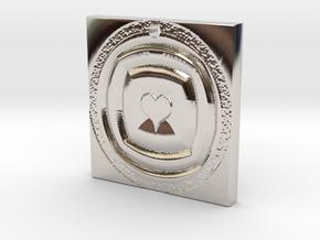 Hearts Echo in Platinum