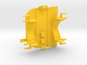 MiFi Case Antenna Holder in Yellow Processed Versatile Plastic