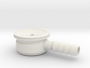 Pediatric Stethoscope in White Strong & Flexible