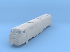 GE P32AC-DM  N Scale Locomotive  in Smooth Fine Detail Plastic