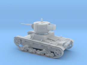 T26 1933 1:100 in Smooth Fine Detail Plastic