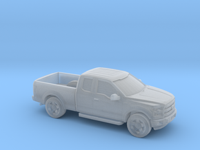 1/56 2015 F150 Ext Cab in Smooth Fine Detail Plastic