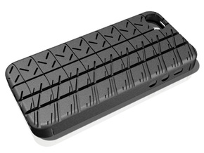 IPhone 5 Pilot Sport Cup tread in Black Strong & Flexible