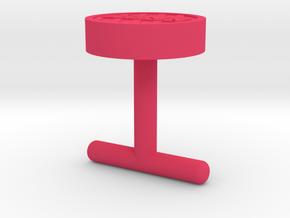 Machet Knoop Henk in Pink Strong & Flexible Polished
