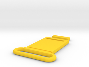 P90 Sling Adapter in Yellow Strong & Flexible Polished