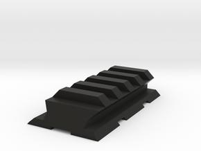 VZ61 Upper Picatinny Rail in Black Strong & Flexible