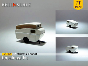 Dethleffs Tourist (TT 1:120) in Frosted Ultra Detail