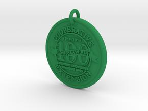 4h Cooperative2 in Green Processed Versatile Plastic
