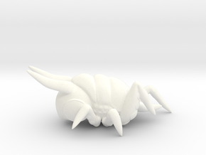 Large Weta (lux) in White Strong & Flexible Polished