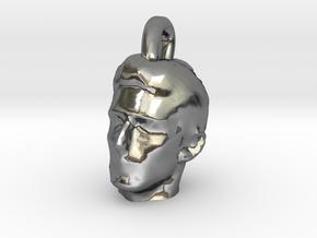 Careto5000 in Polished Silver