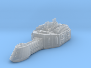 ZD302 Zakzûl Heavy Carrier in Smooth Fine Detail Plastic
