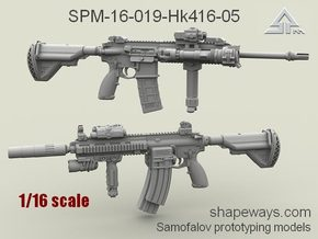 1/16 SPM-16-019-Hk416-05 H&K416 Variant V in Smoothest Fine Detail Plastic
