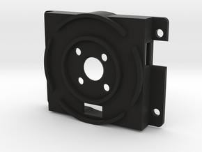 'Case Holder' Model 2014b - pegdownracing version in Black Natural Versatile Plastic