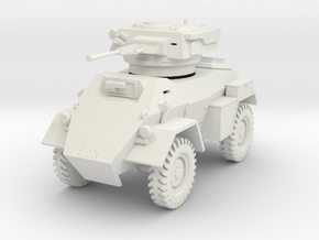 PV94 Humber Mk II Armored Car (1/48) in White Natural Versatile Plastic