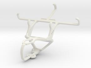 Controller mount for PS3 & LG G2 mini LTE in White Natural Versatile Plastic