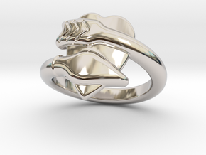 Cupido Ring 30 - Italian Size 30 in Platinum