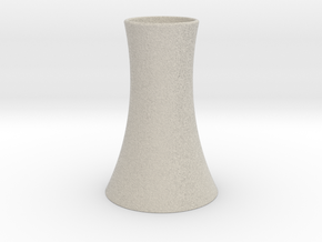 Vase 2 in Natural Sandstone