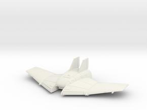 SL-17 Shilone in White Natural Versatile Plastic