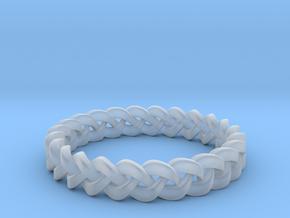 Napkin Holder Braided in Smoothest Fine Detail Plastic