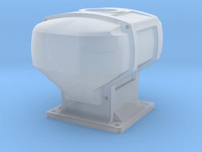 Koden Radar RB717A 1:25 in Smooth Fine Detail Plastic