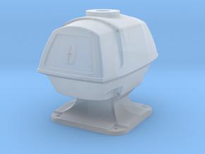 Furuno Radar in Frosted Ultra Detail