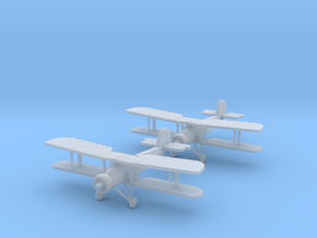 "1:200 Fairey Swordfish ""Wingman"" in Smooth Fine Detail Plastic"