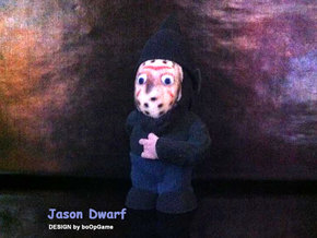 Jason Dwarf ! in Full Color Sandstone