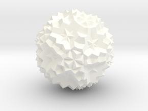 30 Cube Compound in White Processed Versatile Plastic