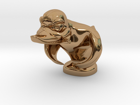 Death Proof Duck in Polished Brass