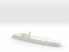 Sea Control Ship, 1/1800 in White Natural Versatile Plastic