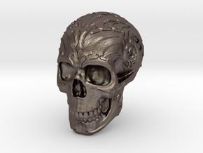 Skull mechanical in Stainless Steel