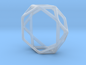 Structural Ring size 11,5 in Smooth Fine Detail Plastic