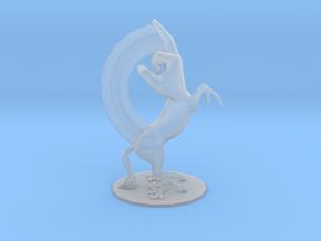 F-Unicorn in Smooth Fine Detail Plastic