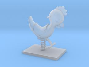 Playground chicken in Smooth Fine Detail Plastic