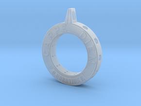 Carpe Diem in Smooth Fine Detail Plastic