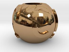 Pandora Julia in Polished Brass