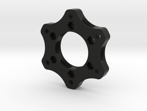 Fanatec 52mm to 70mm Adapter in Black Natural Versatile Plastic