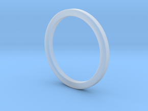 Finger Hula Hoop in Smooth Fine Detail Plastic