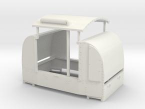 B-1-43-open-simplex in White Natural Versatile Plastic