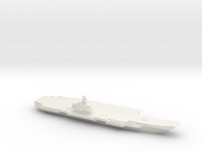 Ulyanovsk-Class CV, 1/2400 in White Natural Versatile Plastic