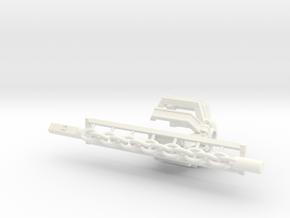 PM-09 HARVEST in White Processed Versatile Plastic