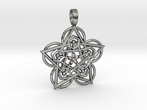 HYPER STAR in Premium Silver