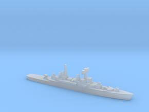 HMS Bristol, 1/3000 in Smooth Fine Detail Plastic